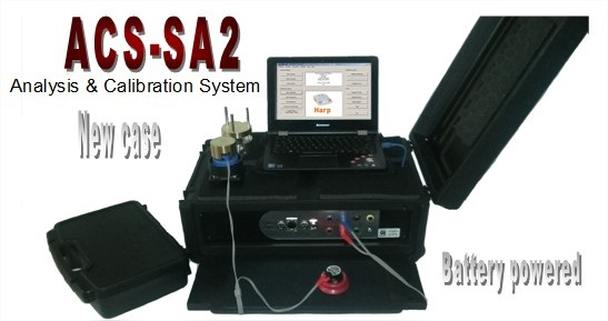 AUSSCO - Audiometer Calibration System Home Page